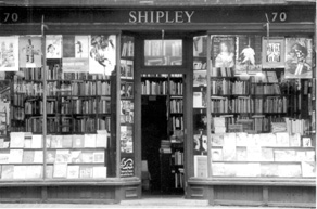 Shipleys on Charing Cross Road